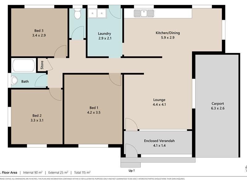 24 Alma Street, Paddington, Qld 4064 - floorplan