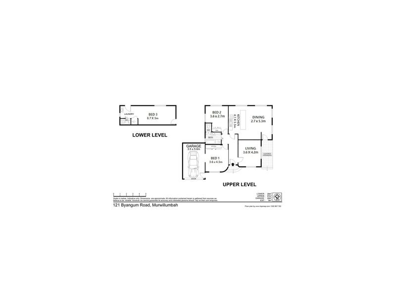121 Byangum Road, Murwillumbah, NSW 2484 - floorplan
