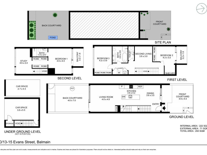 10/13-15 Evans Street, Balmain, NSW 2041 - floorplan