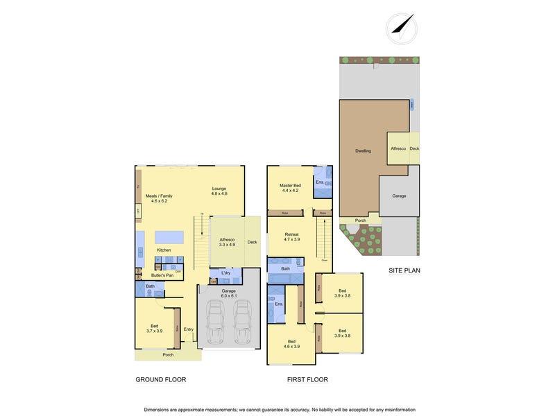 28 Cypress Way, Kew, Vic 3101 - floorplan