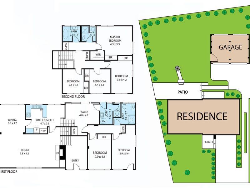 7 Anstey Street, Pearce, ACT 2607 - floorplan