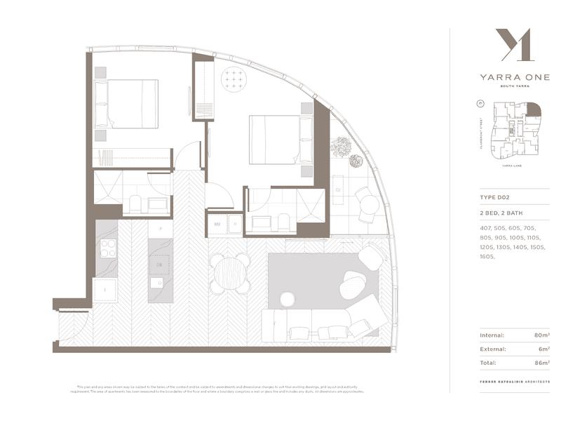 16-22  Claremont Street, South Yarra, Vic 3141 - floorplan