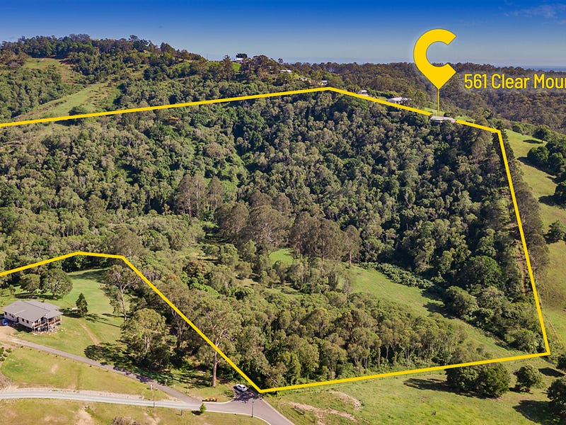 561 Clear Mountain Road, Clear Mountain, Qld 4500