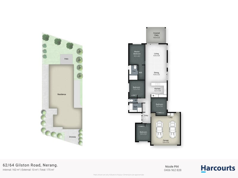62/64 Gilston Road, Nerang, Qld 4211 - floorplan