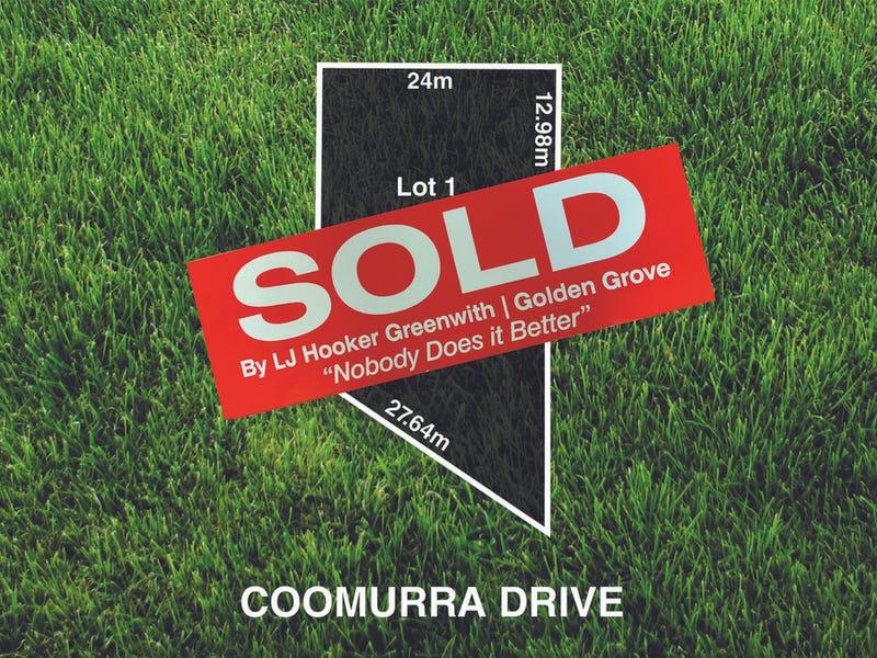 Lot 1, 2, 3, 43 Coomurra Drive, Salisbury Heights, SA 5109