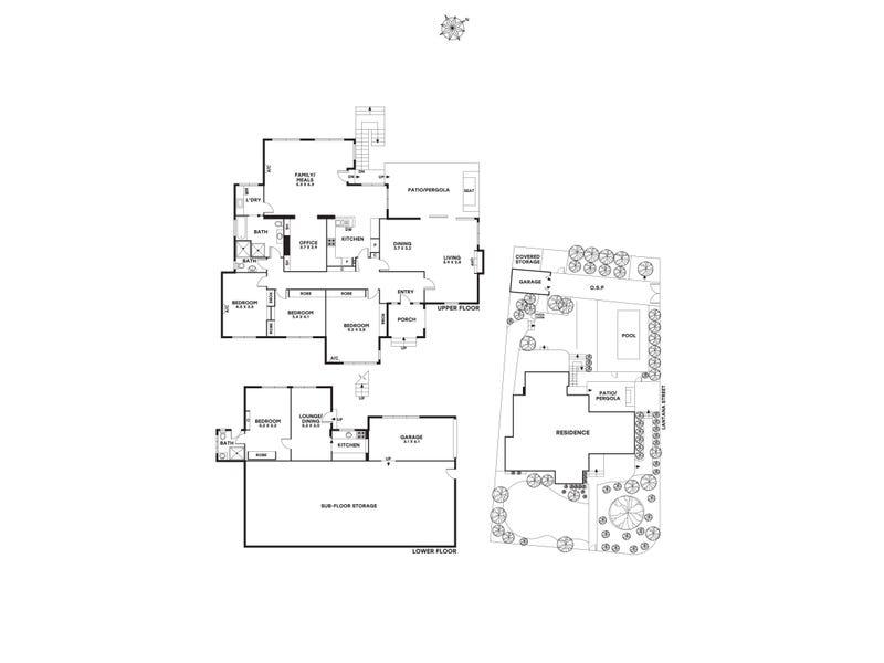 373 Upper Heidelberg Road, Ivanhoe, Vic 3079 - floorplan