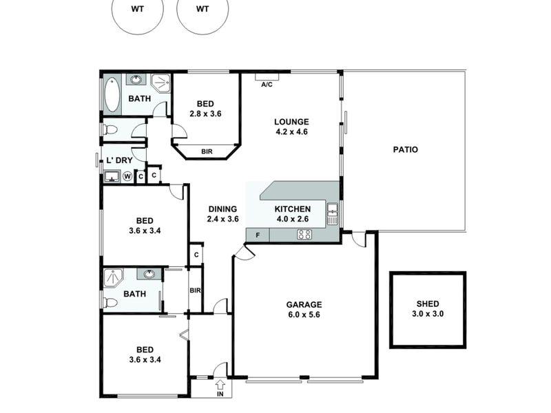 9 Francis Street East, Nuriootpa, SA 5355 - floorplan