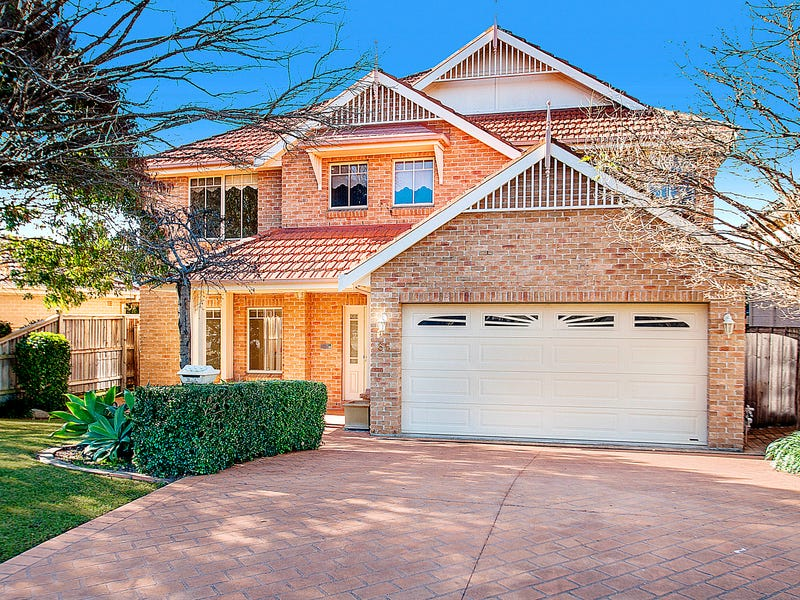 66 Connaught Circuit, Kellyville, NSW 2155