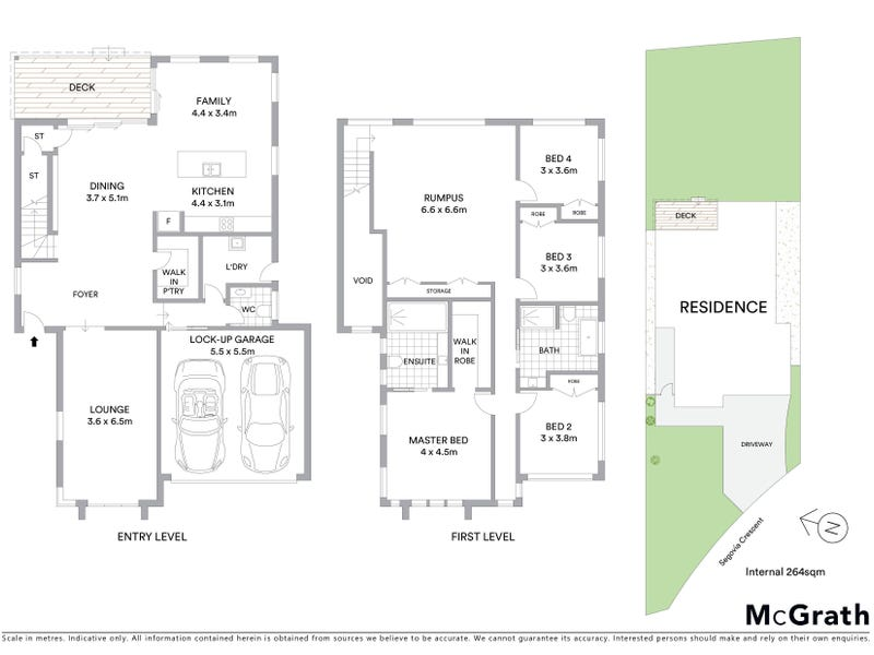 26 Segovia Crescent, Colebee, NSW 2761 - floorplan