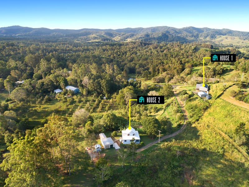 653 Kenilworth-Skyring Creek Road, Carters Ridge, Qld 4563