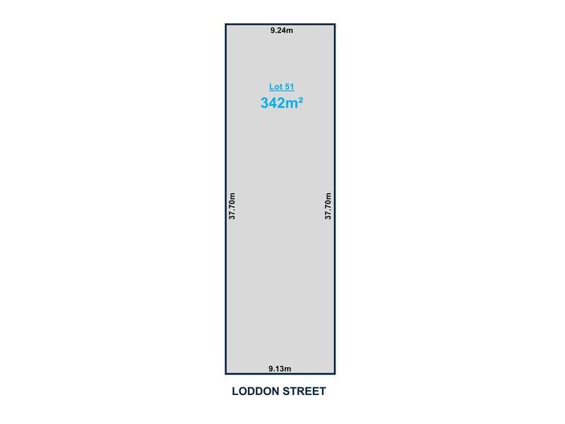 Lot 51 Loddon Street, Ferryden Park, SA 5010