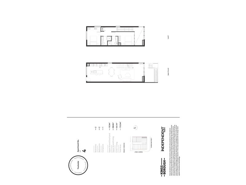17/2 Parbery Street, Kingston, ACT 2604 - floorplan