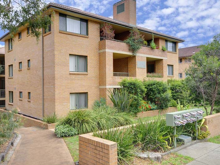3/19-21 William Street, Hornsby, NSW 2077