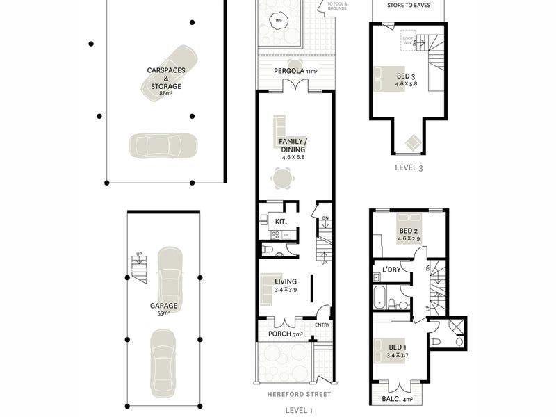 31/57 Hereford Street, Glebe, NSW 2037 - floorplan