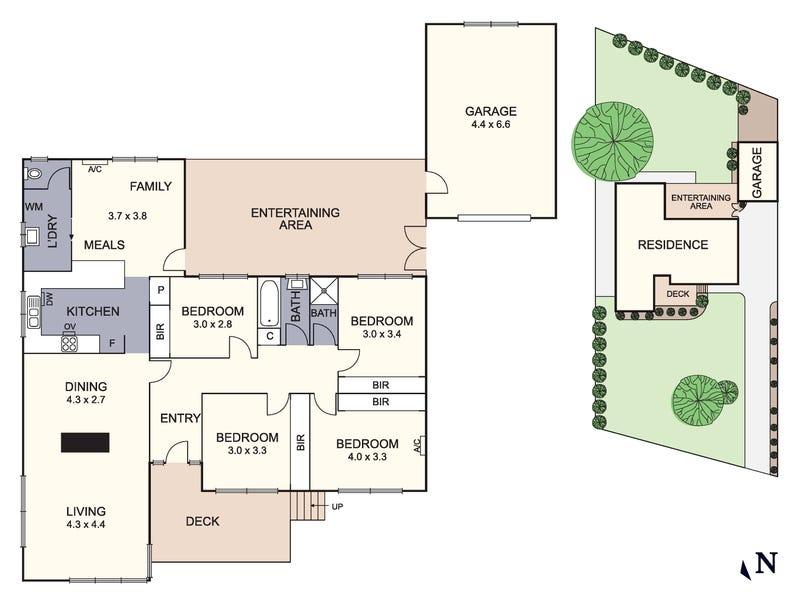 52 Greenhill Road, Bayswater North, Vic 3153 - floorplan