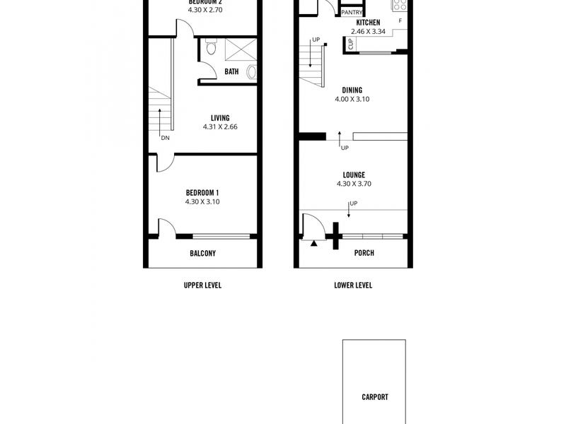 10/34 John Street, Payneham, SA 5070 - floorplan