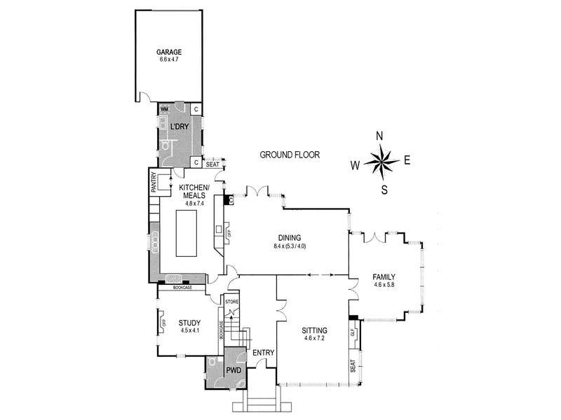 71-77 Sackville Street, Kew, Vic 3101 - floorplan