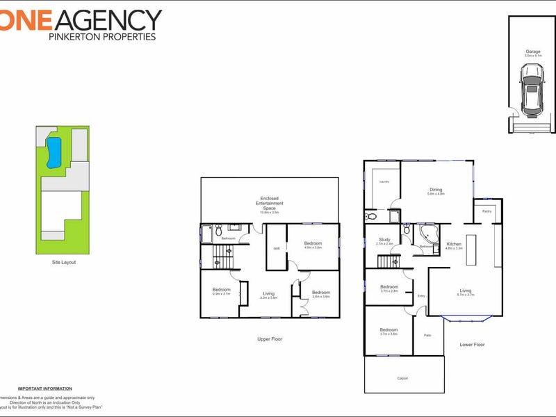 34 Aroona Street, Edgeworth, NSW 2285 - floorplan