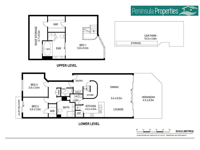 24/94-98 Prince Edward Parade, Redcliffe, Qld 4020 - floorplan