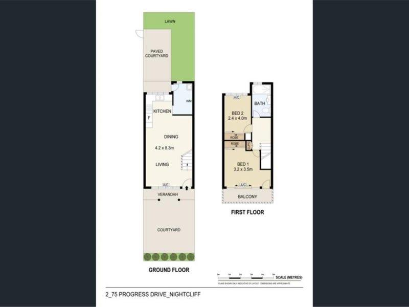 2/75 Progress Dve, Nightcliff, NT 0810 - floorplan