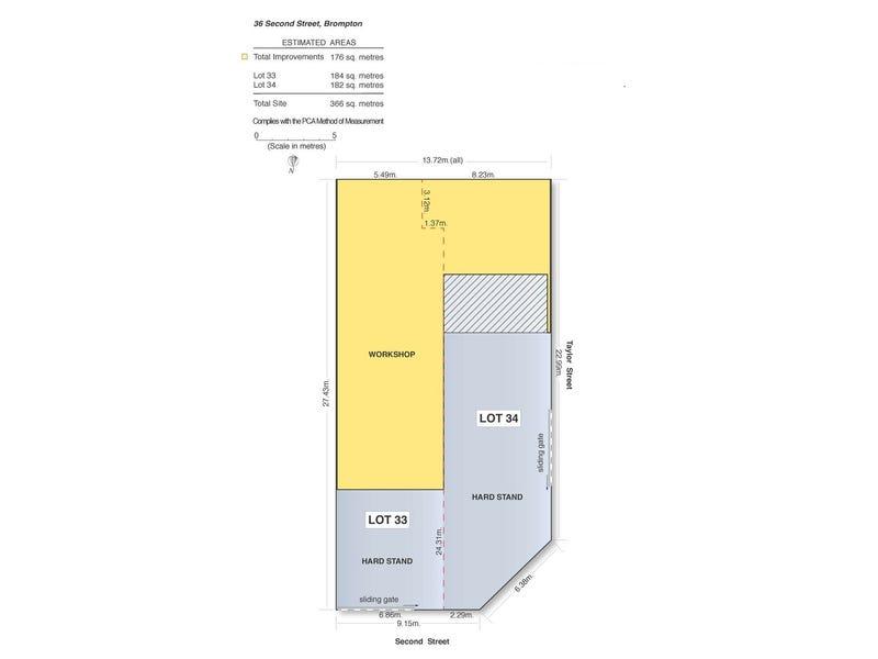 36 Second Street, Brompton, SA 5007 - floorplan