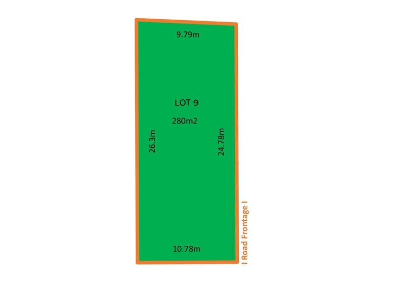 Lot 9, 40 FESTIVAL COURT, Salisbury, SA 5108