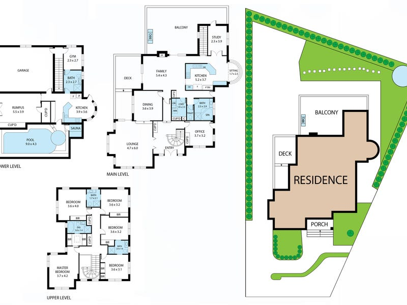 7 Punch Place, Monash, ACT 2904 - floorplan