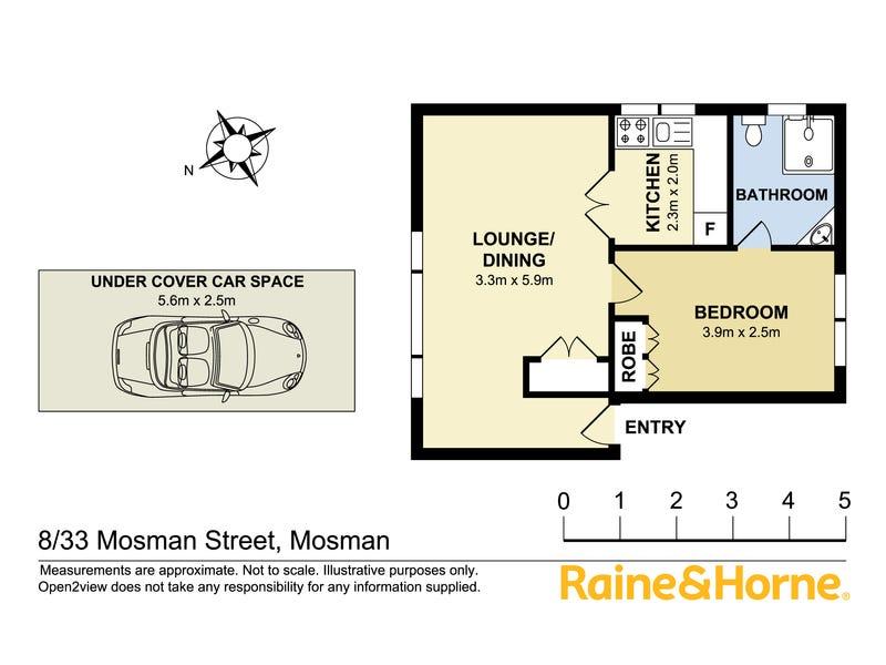 8/33 Mosman Street, Mosman, NSW 2088 - floorplan