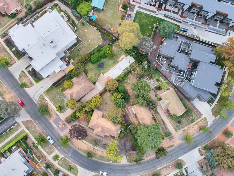 8, 10,12 and 14 Berrigan Crescent, O'Connor, ACT 2602