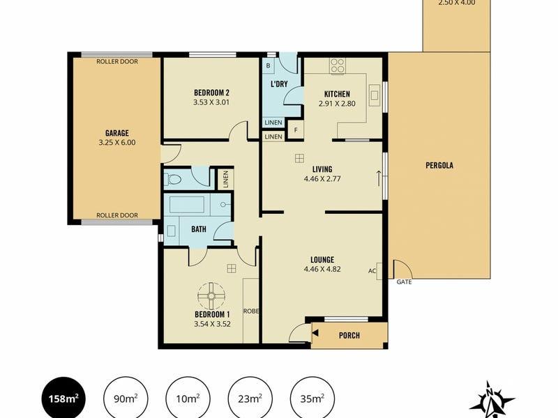 6/11 First Street, Gawler South, SA 5118 - floorplan