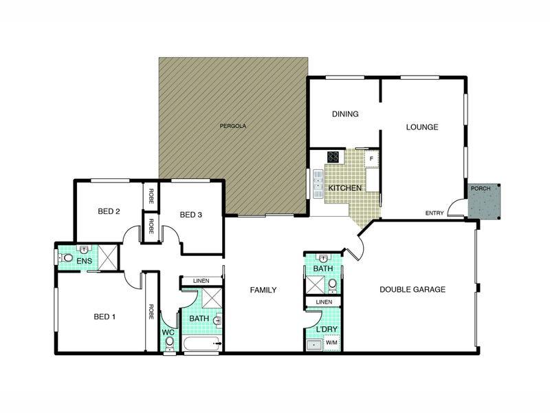 25 Yumba Avenue, Ngunnawal, ACT 2913 - floorplan