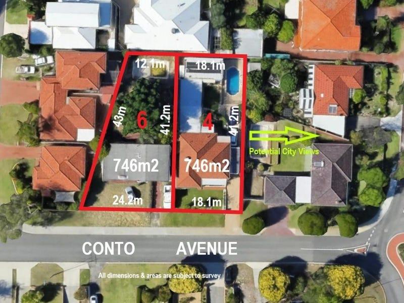 4  CONTO AVENUE, Dianella, WA 6059