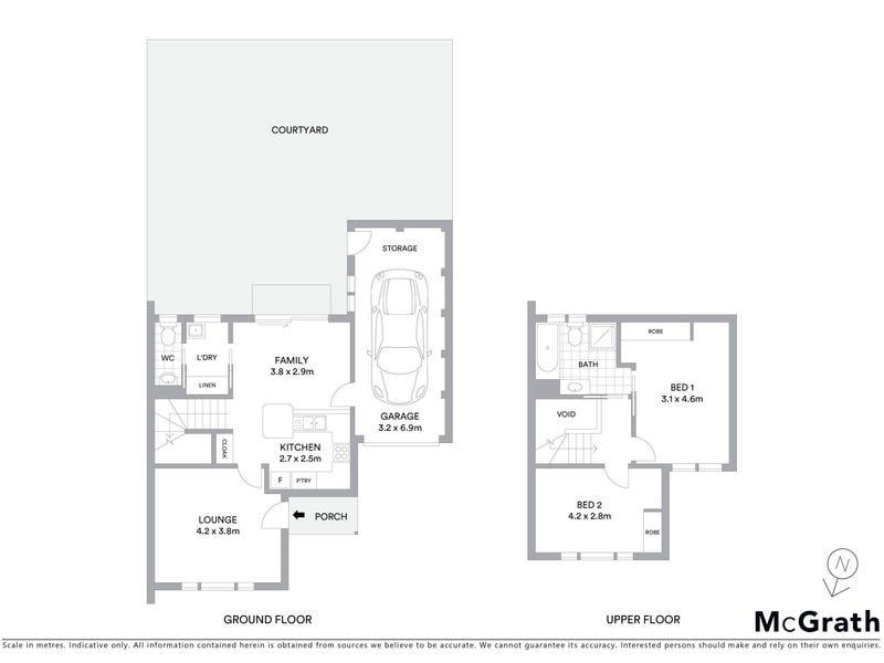 20/170 Clive Steele Avenue, Monash, ACT 2904 - floorplan