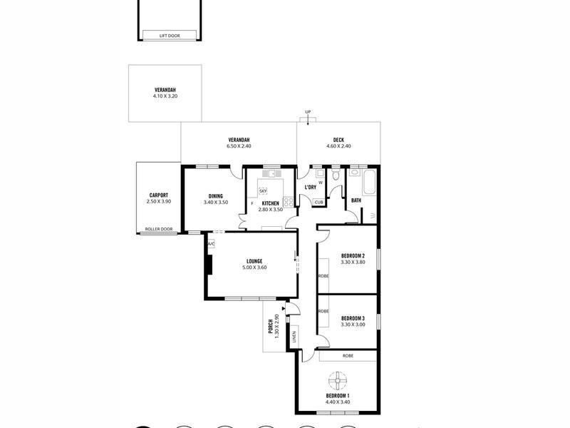 16 Margaret Avenue, Somerton Park, SA 5044 - floorplan