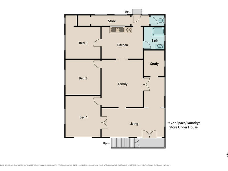 170 Kelvin Grove Road, Kelvin Grove, Qld 4059 - floorplan