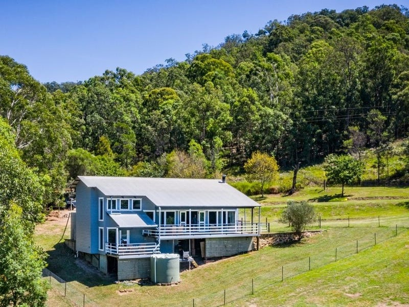 217 Murrays Run Road, Laguna, NSW 2325