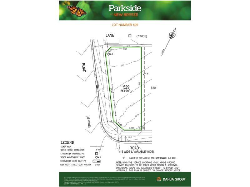 Lot 529, Manuda Street, Bardia, NSW 2565 - floorplan