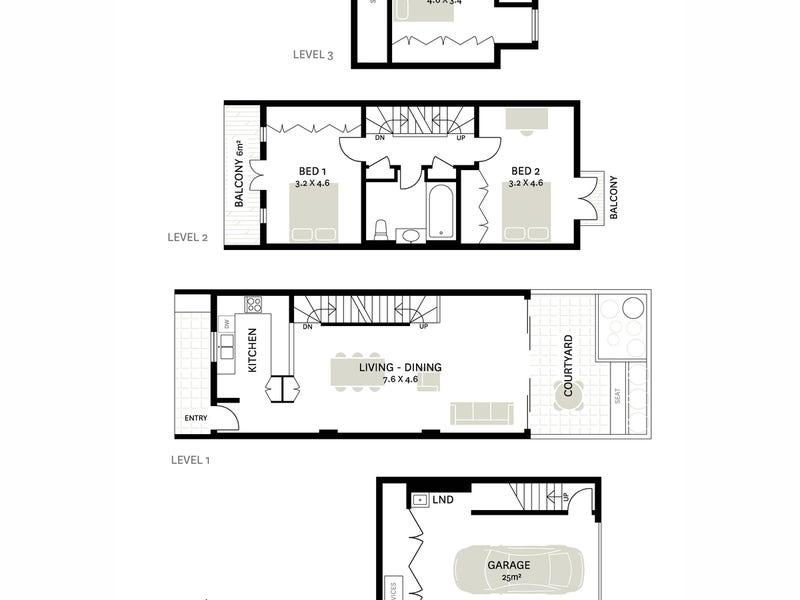 15 Prospect Street, Surry Hills, NSW 2010 - floorplan