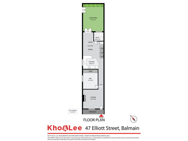 47  Elliott Street, Balmain, NSW 2041 - floorplan