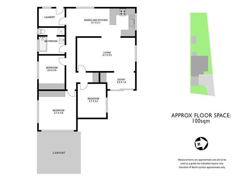 6 Silverwater Road, Silverwater, NSW 2264 - floorplan