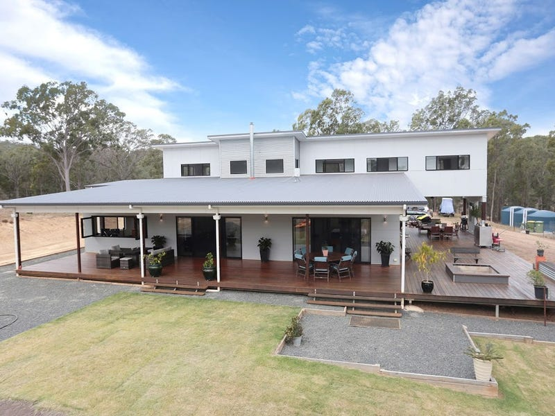 210 Mount Flinders Road, Peak Crossing, Qld 4306