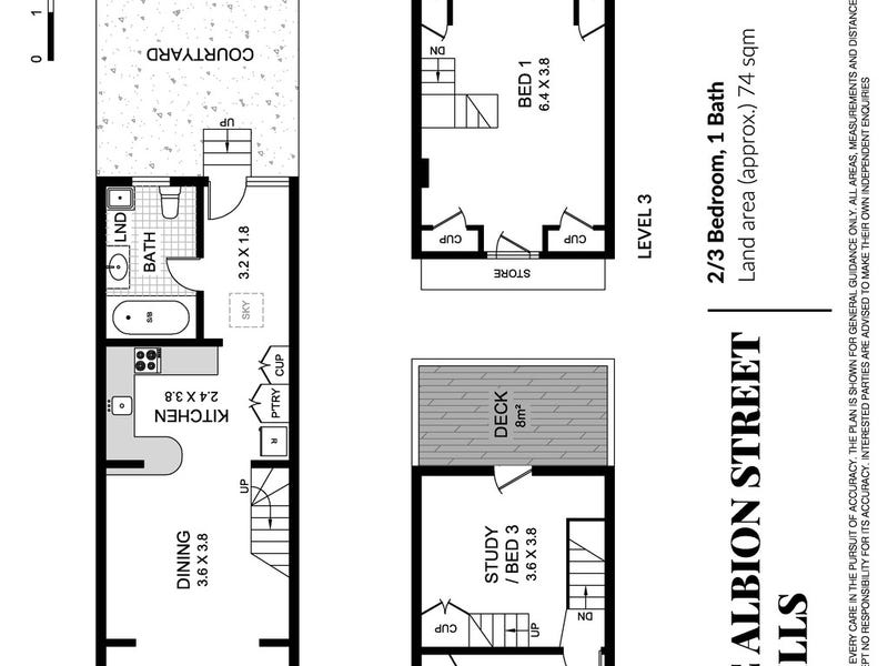 18 Little Albion Street, Surry Hills, NSW 2010 - floorplan