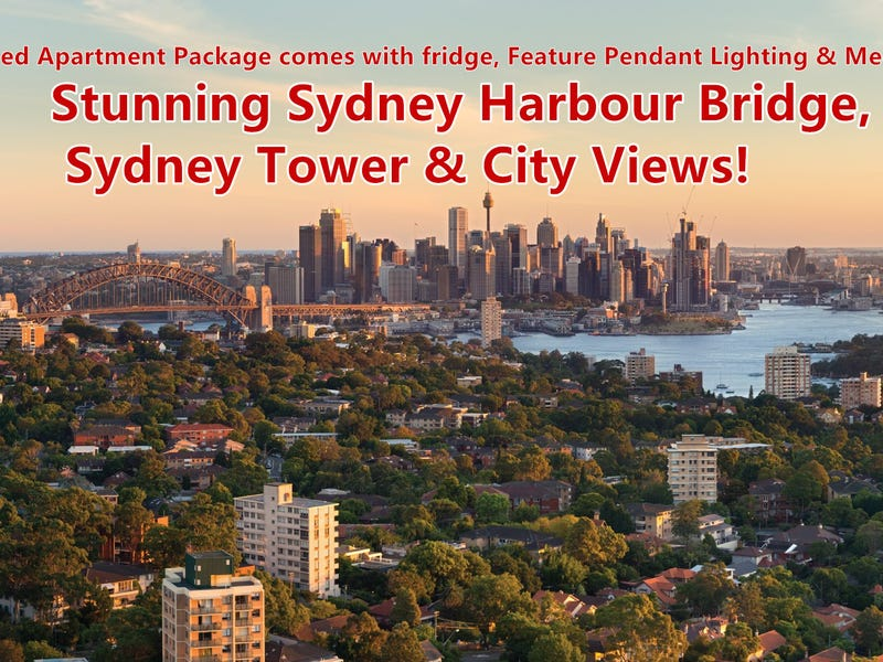Lvl 11/472-486 Pacific Highway (Upgraded Package Apt comes with fridge, feature pendant lighting & Media Desk), St Leonards, NSW 2065