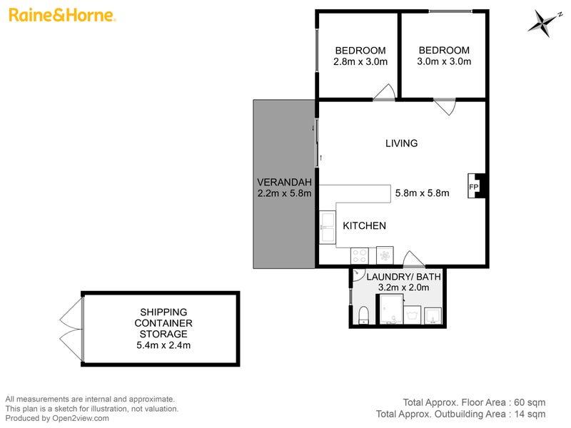39 Barton Avenue, Triabunna, Tas 7190 - floorplan