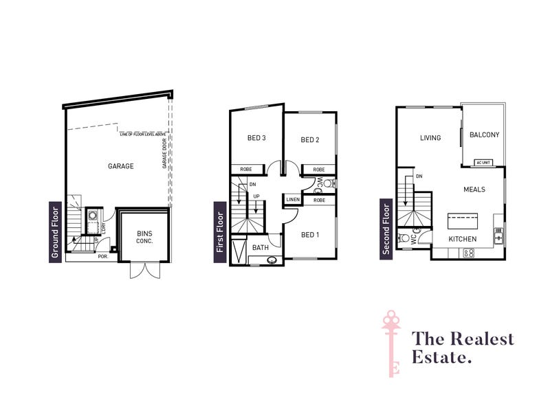 10/848 Sydney Road, Coburg North, Vic 3058 - floorplan