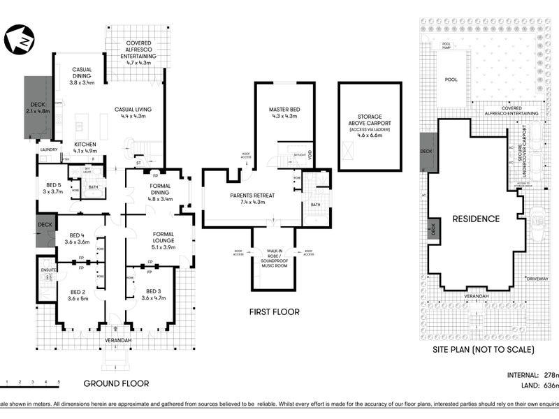 13 Neridah Street, Chatswood, NSW 2067 - floorplan