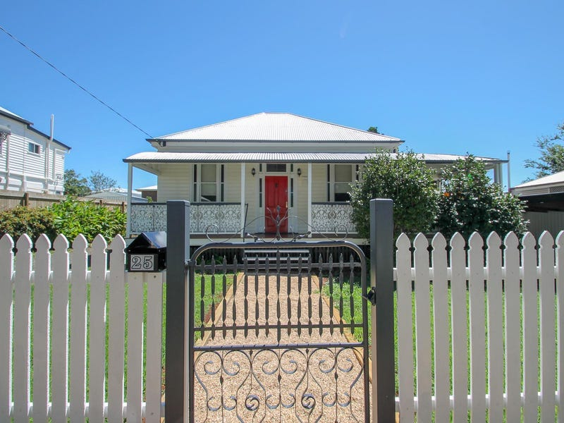 25 Hill Street, Toowoomba City, Qld 4350