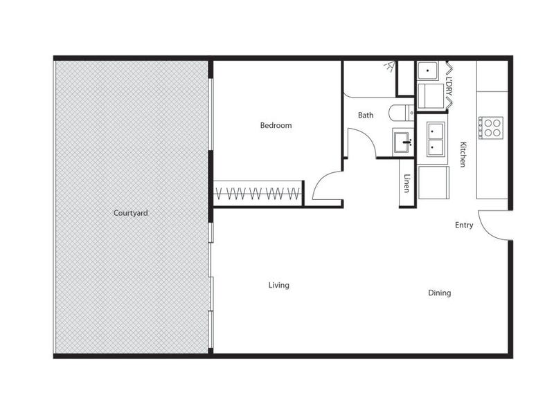 99/98 Corinna Street, Phillip, ACT 2606 - floorplan