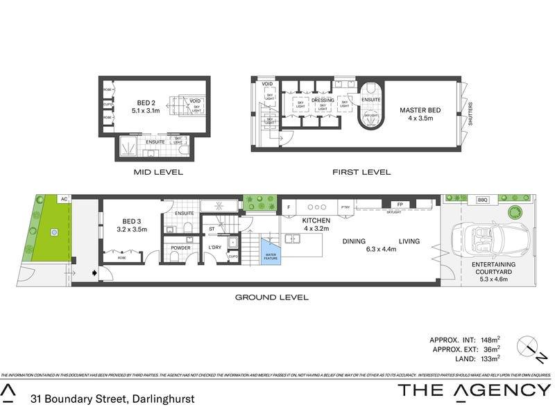 31 Boundary Street, Darlinghurst, NSW 2010 - floorplan