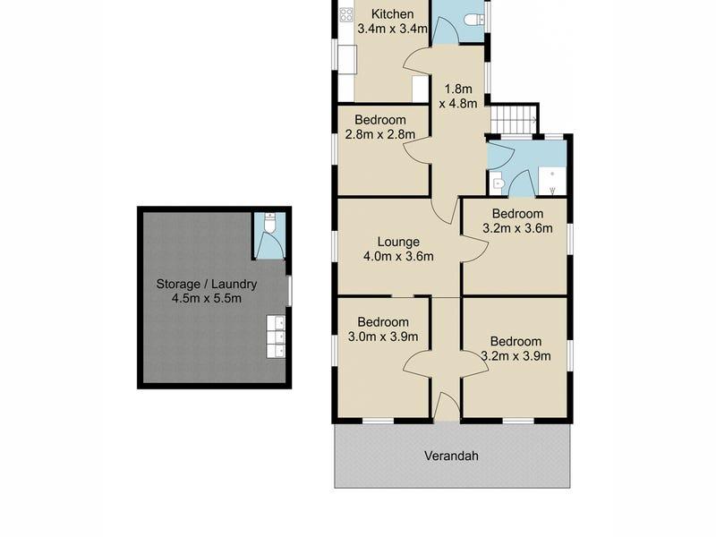 248 Harcourt Street, New Farm, Qld 4005 - floorplan